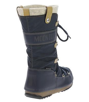 topánky Tecnica Moon Boot W.E. Monaco Felt - Denim Blue. Na sklade ‐ ZAJTRA  U VÁS -20%Doprava zadarmo 4657f74cd2e