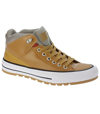 1bc8a6310d90 shoes Converse Chuck Taylor All Star Street Boot Hi - 157504 Raw Sugar Black White  - blackcomb-shop.eu