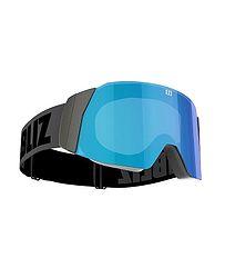 5629608de okuliare Bliz Air - 38097-13/Black/Smoke/Blue Multi