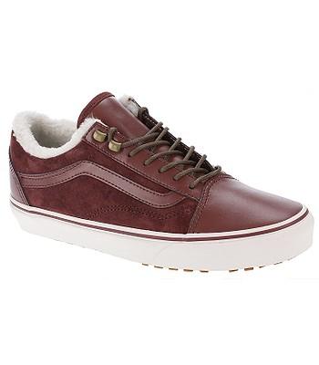 4f50344472b topánky Vans Old Skool MTE DX - MTE Burgundy Marshmallow ...