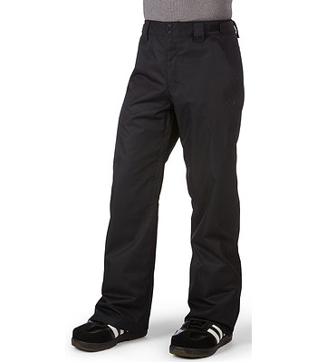 6e50cbc8ea0 kalhoty Oakley Sun King 10K Biozone Shell - Blackout - snowboard ...