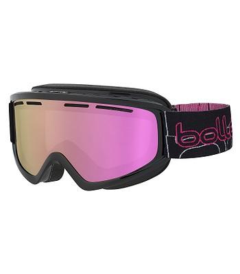 279533057 okuliare Bollé Schuss - Shiny Black/Rose Gold - snowboard-online.sk