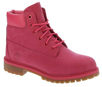 46fe89901c5ab detské topánky Timberland 6 Premium Waterproof Boot - A1ODE/Bright Pink  Nubuck