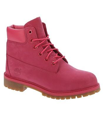 069de09ebfa dětské boty Timberland 6 Premium Waterproof Boot - A1ODE Bright Pink Nubuck