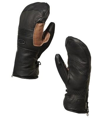 da1f153fb8b rukavice Oakley Lone Tree Gore-Tex Mitt - Blackout - snowboard-online.cz