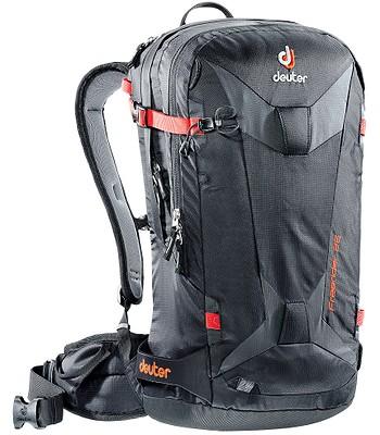 0c0033c334 backpack Deuter Freerider 26 - Black Granite - blackcomb-shop.eu