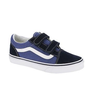 dětské boty Vans Old Skool V - Navy True White  90938e63e86