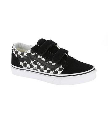 dětské boty Vans Old Skool V - Peanuts Snoopy Checkerboard ... 2f309f17ce