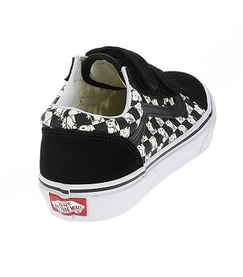 f49c43ce289 shoes Vans Old Skool V - Peanuts Snoopy Checkerboard. No longer available.