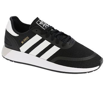 05924430cc7 BOTY ADIDAS ORIGINALS N-5923 - CORE BLACK WHITE GREONE - skate-online.cz