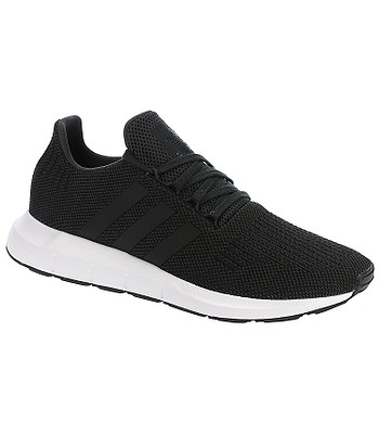 the latest d736f e1e63 shoes adidas Originals Swift Run - Carbon Core Black Medium Gray Heather -  blackcomb-shop.eu