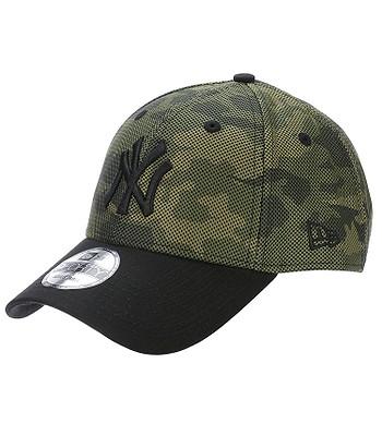 1084ea89c cap New Era 9FO Mesh Overlay 9Forty MLB New York Yankees - Woodland ...