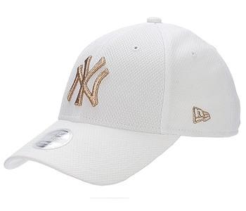 54e47ea78 ŠILTOVKA NEW ERA 9FO SPORT MLB NEW YORK YANKEES - WHITE/GOLD - skate ...