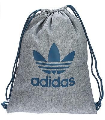 bag adidas Originals Gymsack Trefoil - Real Teal - snowboard-online.eu ba2dceb3c6139