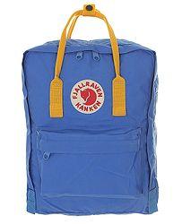 42c24c17f9 batoh Fjällräven Kanken - 525 141 Union Blue Warm Yellow