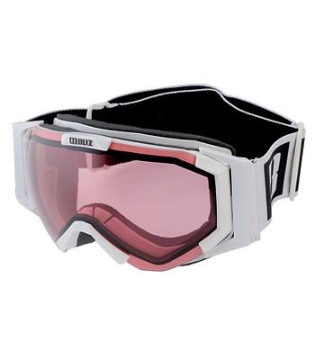 okuliare Bliz Carver SR OTG - 32240-04 White Pink - snowboard-online.sk 2b6b9436b90