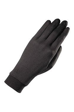 glove Zanier Silk - 20 Black ... 4ebc1a5837be