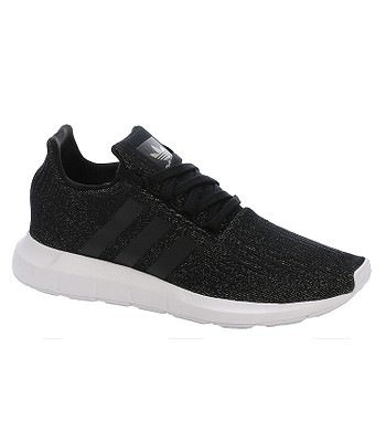 boty adidas Originals Swift Run - Core Black Core Black White ... a90d90e910d