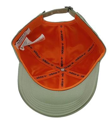 932ff75a6d9 cap adidas Originals D-Adi - Tent Green Orange - snowboard-online.eu