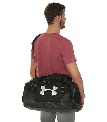 bag Under Armour Undeniable 3.0 Small Duffel - 001 Black Black ... 50e5e5b5b2a8d