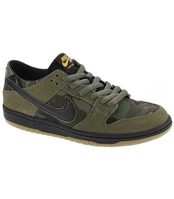 boty Nike SB Zoom Dunk Low Pro - Medium Olive Black Gum Light Brown ... eb8c045d02