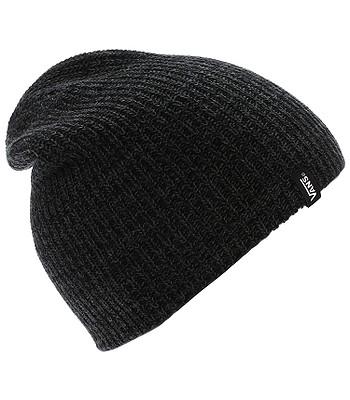 9e4a6eb49a5a1 beanie Vans Mismoedig - Black Heather - blackcomb-shop.eu