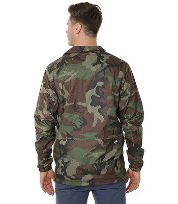 e69473ddacd2 jacket Nike SB Shield Coaches Icon - 222 Medium Olive Black. IN STOCK ‐ by  29. 4. at your home -30%