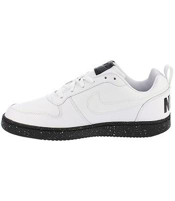 boty Nike Court Borough Low SE - White White Black  5f846a99086