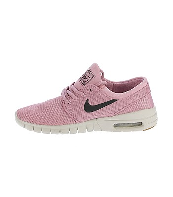 dětské boty Nike SB Stefan Janoski Max GS - Elemental Pink Black Gum Med  Brown d763ff29c7