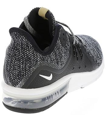 bc26796e88c5c topánky Nike Air Max Sequent 3 - Black/White/Dark Gray | blackcomb.sk