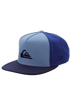 kšiltovka Quiksilver Stuckles Snapback - BHC0 Dusk Blue 6b68b1a0a8