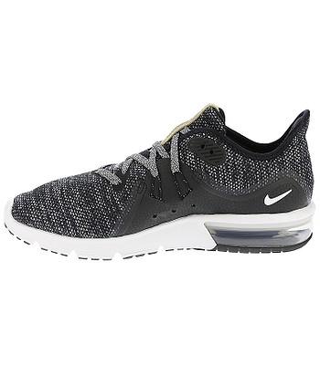 9de0467c1175f boty Nike Air Max Sequent 3 - Black/White/Dark Gray | Blackcomb.cz