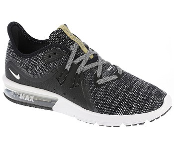 23774ed595 TOPÁNKY NIKE AIR MAX SEQUENT 3 - BLACK WHITE DARK GRAY - skate-online.sk
