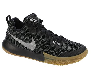 boty Nike Zoom Live II - Black/Reflect Silver/Anthracit