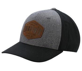 kšiltovka Quiksilver Sleater Vine Trucker - KVJ0/Black