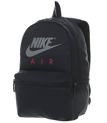 1478adb6b8208 plecak Nike Air - 451 Obsidian University Red Cool Gray - snowboard ...