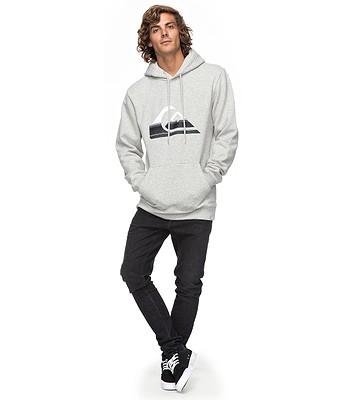 mikina Quiksilver Big Logo Hood - SJSH Light Gray Heather -  snowboard-online.sk 51d55b649e1