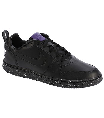 854defd6b30b buty Nike Court Borough Low SE - Black Black White Court Purple ...