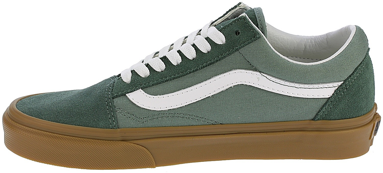 shoes Vans Old Skool - Duck Green/Gum