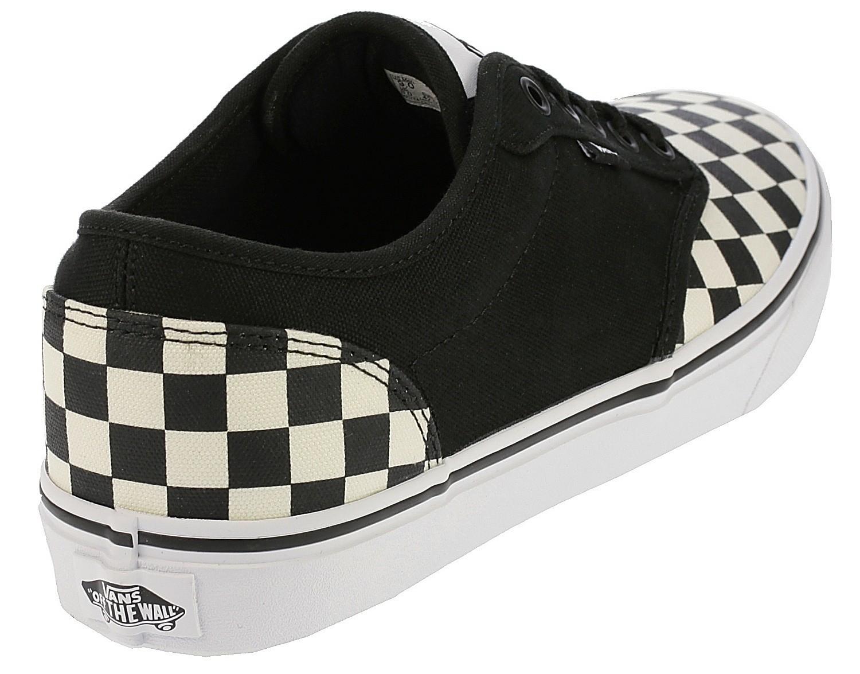 vans checkerboard do chodzenia