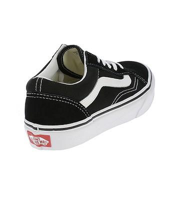 3401d3826 detské topánky Vans Old Skool - Black/True White   blackcomb.sk