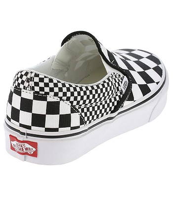 b4879409f991e topánky Vans Classic Slip-On - Mix Checker/Black/True White | blackcomb.sk