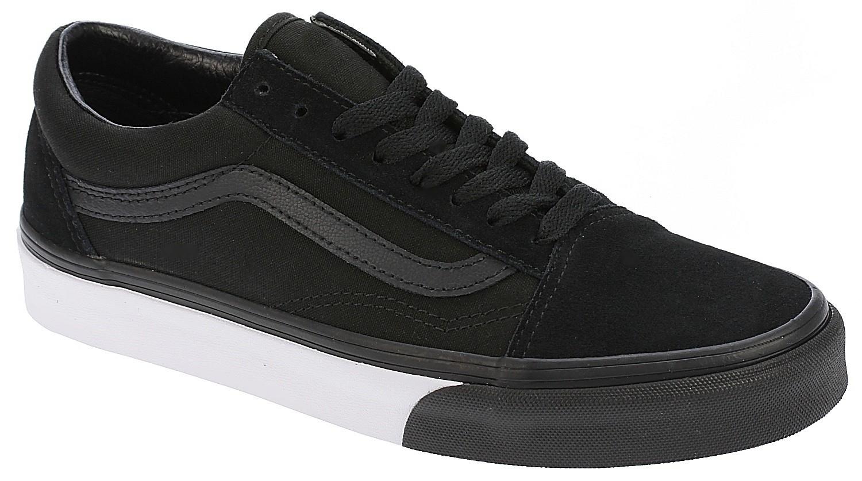 shoes Vans Old Skool - Mono Bumper/Black/True White ...