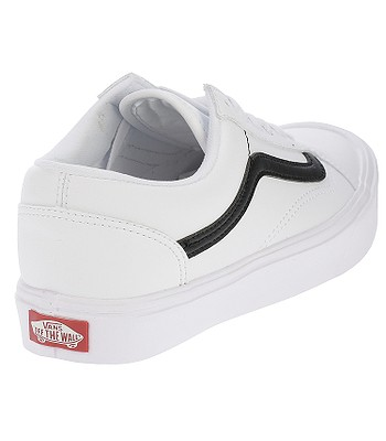 14418867f4d shoes Vans Old Skool Lite - Classic Tumble True White Black. No longer  available.