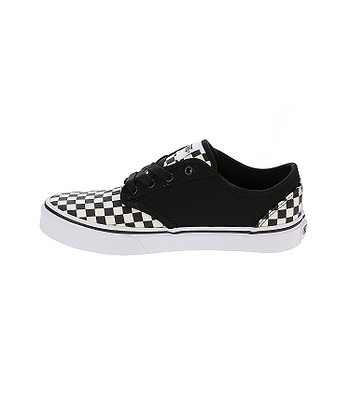 dětské boty Vans Atwood - Checkerboard Black Classic White ... 686178c37e