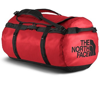 taška The North Face Base Camp Duffel XL - TNF Red/TNF Black