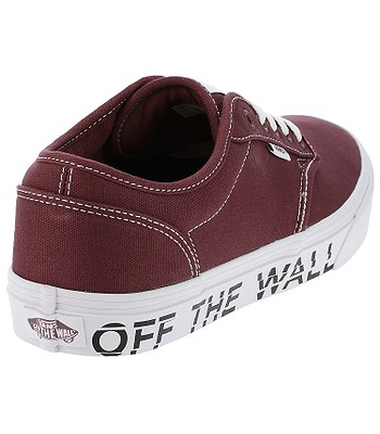 cb0ba88afb shoes Vans Atwood - Printed Fox Oxblood True White. No longer available.