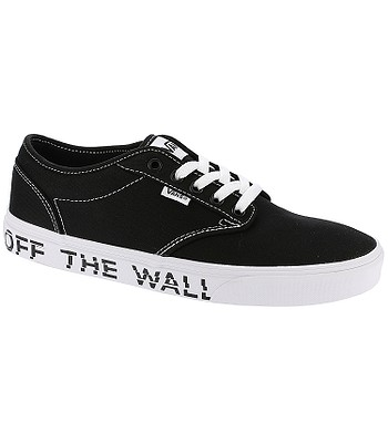 topánky Vans Atwood - Printed Fox Black True White - snowboard ... 60134695ff