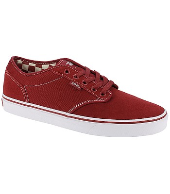 bc5474a4d8 topánky Vans Atwood - Check Liner Chili Pepper True White ...