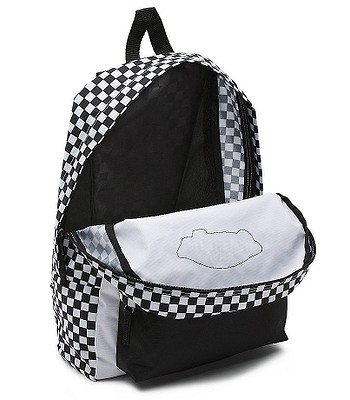 batoh Vans Realm - Black White Checkerboard - snowboard-online.cz 0ee38ad38a